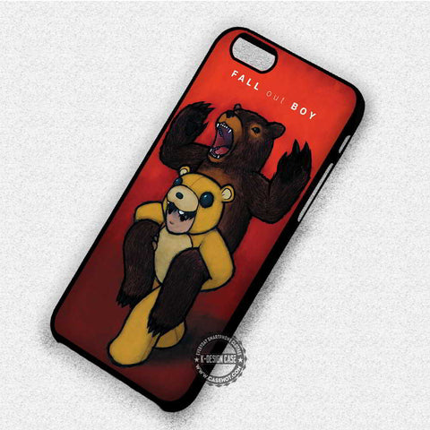 Fall Out Boy Folie a Deux - iPhone 8+ 7 6s SE Cases & Covers