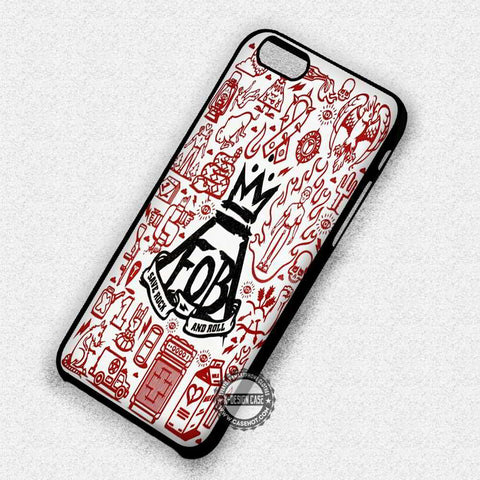 Fall Out Boy Poster Icon - iPhone 7 6 Plus 5c 5s SE Cases & Covers