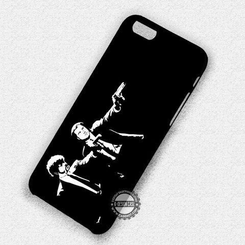 Pulp Fiction Retro - iPhone 7 6 Plus 5c 5s SE Cases & Covers