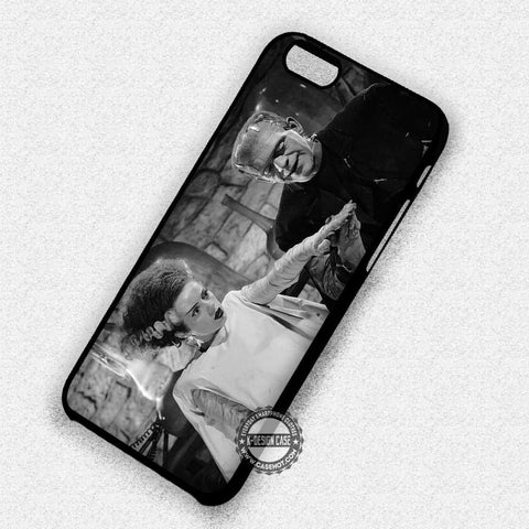 Frankenstein and Bride - iPhone 7 6 Plus 5c 5s SE Cases & Covers