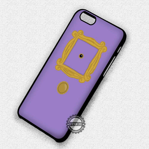 Door Peep Hole - iPhone 7 6 Plus 5c 5s SE Cases & Covers