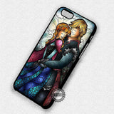 Anna and Kristoff - iPhone 7+ 7 6 6+ SE Cases & Covers