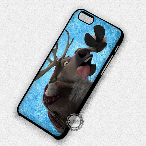 Frozen Sven Funny - iPhone 7+ 7 6 6+ SE Cases & Covers