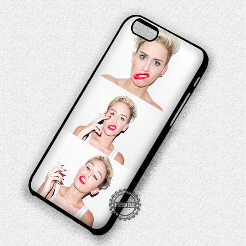 Funny Miley Cyrus - iPhone 7 6 Plus 5c 5s SE Cases & Covers