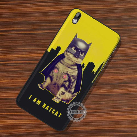 Funny Batcat Superhero - LG Nexus Sony HTC Phone Cases and Covers