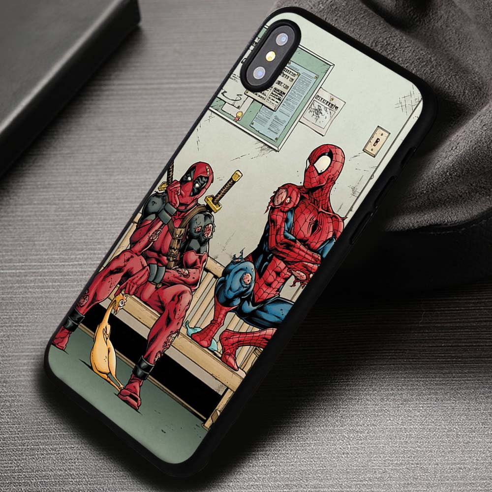 comic iphone 6 case