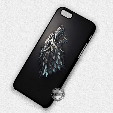 Game Of Thrones House Stark - iPhone 7 6 Plus 5c 5s SE Cases & Covers