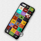House of Sigils - iPhone 7 6 Plus 5c 5s SE Cases & Covers