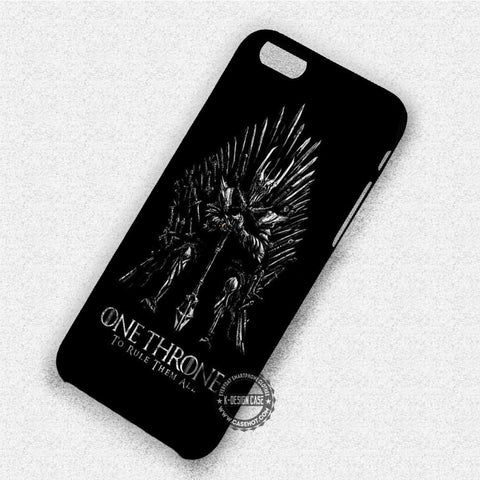 Game of Thrones One Throne - iPhone 7 6 Plus 5c 5s SE Cases & Covers
