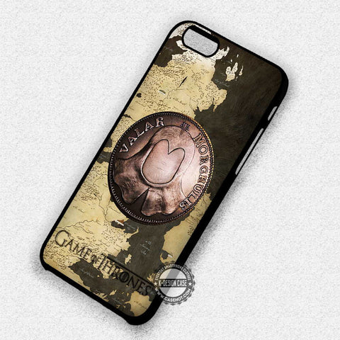 Map Stark Lannister - iPhone 7 6 Plus 5c 5s SE Cases & Covers