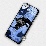 Game of Thrones Winter - iPhone 7 6 Plus 5c 5s SE Cases & Covers