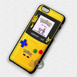 Gameboy Color Pokemon - iPhone 7 6 Plus 5c 5s SE Cases & Covers