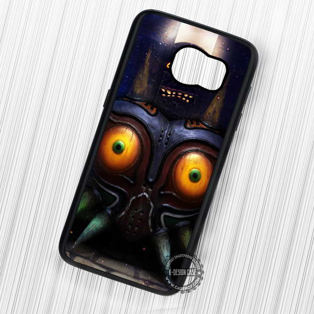 cheap for discount 1bd2c 440d3 Gaming Majora's Mask Legend of Zelda - Samsung Galaxy S7 S6 S5 Note 7 Cases  & Covers