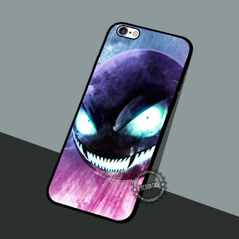 Gastly Would be Absolutely - iPhone 7 6 5 SE Cases & Covers