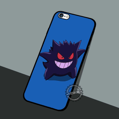 Gengar Character Collection - iPhone 7 6 5 SE Cases & Covers