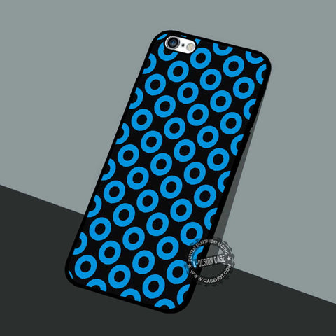 Geomaetric Tube Pattern - iPhone 7 6 5 SE Cases & Covers