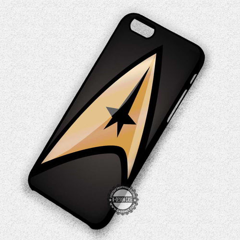 Gold Logo Star Trek - iPhone 7 6 Plus 5c 5s SE Cases & Covers