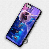 Grumpy Cat Elsa Frozen - iPhone 8+ 7 6s SE Cases & Covers