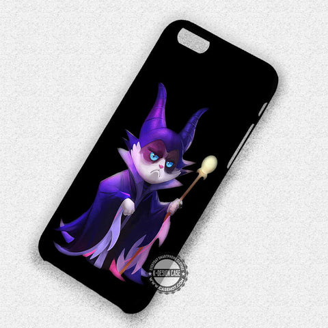 Grumpy Cat Maleficent - iPhone 7 6 5 SE Cases & Covers