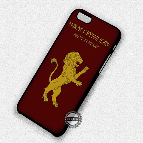 Gryffindor House Game - iPhone 7 6 Plus 5c 5s SE Cases & Covers