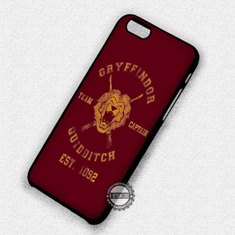 Gryffindor Quiditch Team - iPhone 7 6 Plus 5c 5s SE Cases & Covers