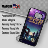 Guardian Of The Galaxy - Samsung Galaxy S7 S6 S5 Note 5 Cases & Covers