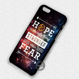 Hunger Games Quote - iPhone 7 6 Plus 5c 5s SE Cases & Covers