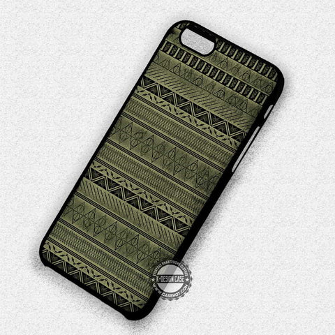 Harry Potter Tribal - iPhone 7 6 Plus 5c 5s SE Cases & Covers