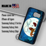 Hakuna Matata Lion King - Samsung Galaxy S7 S6 S5 Note 5 Cases & Covers