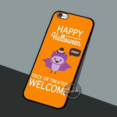 Halloween Poster Bat - iPhone 7 6 5 SE Cases & Covers