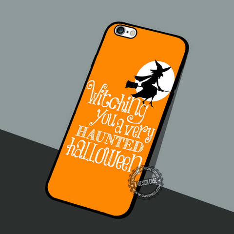 Halloween Witch Free - iPhone 7 6 5 SE Cases & Covers