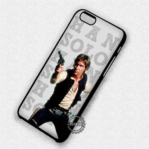 Han Solo Cell - iPhone 7 6 Plus 5c 5s SE Cases & Covers