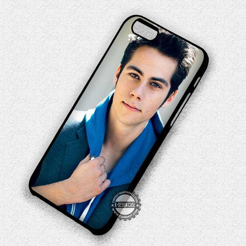 Handsome Man Dylan O' Brien - iPhone 7 6 Plus 5c 5s SE Cases & Covers