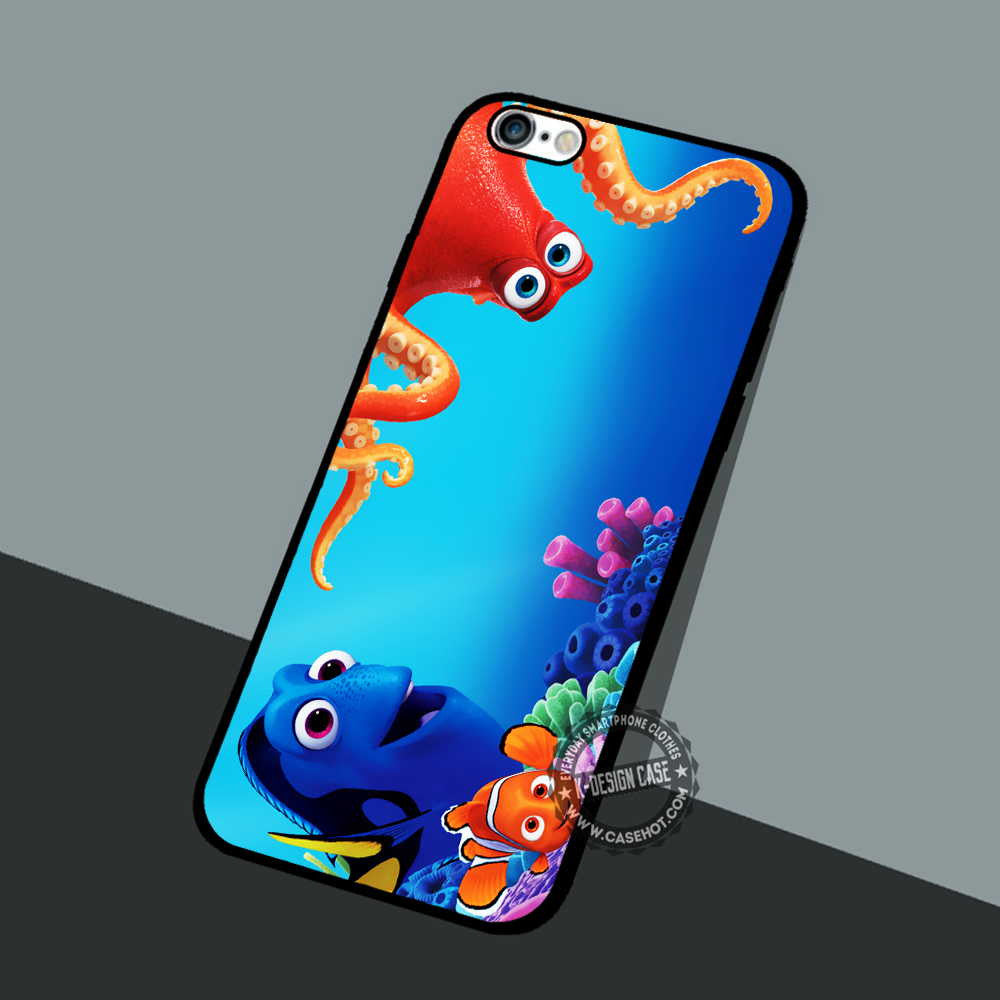 check out 029cf 5d772 Hank And Dory Finding Nemo - iPhone 8+ 7 6s SE Cases & Covers