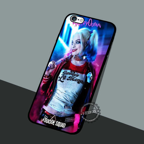 Harley Quinn Suicide - iPhone 7 6 5 SE Cases & Covers