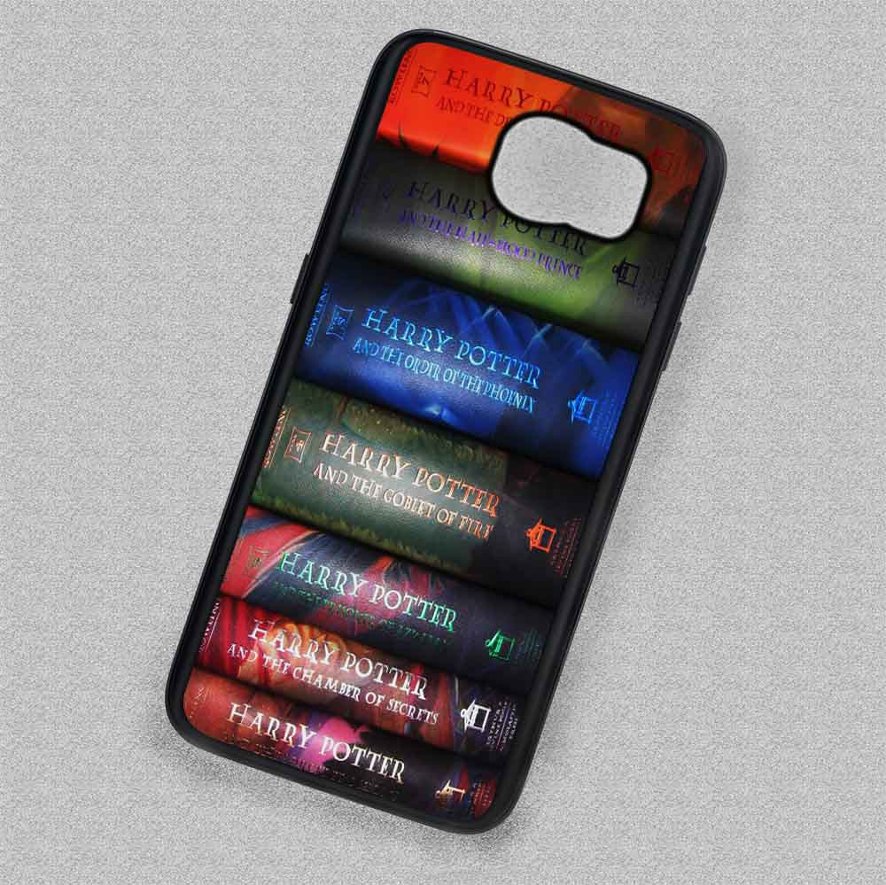 1733914f667 Book Collage Harry Potter - Samsung Galaxy S7 S6 S4 Note 7 Cases & Cov –  samsungiphonecases
