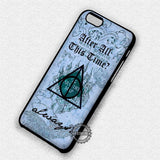 Harry Potter After - iPhone 7 6 Plus 5c 5s SE Cases & Covers