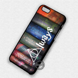 Harry Potter Books - iPhone 8+ 7 6s SE Cases & Covers