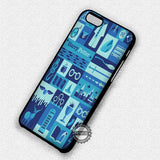 Art Blue Movie - iPhone 7 6 Plus 5c 5s SE Cases & Covers