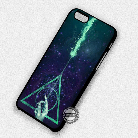 Symbol with Wand - iPhone 8+ 7 6s SE Cases & Covers