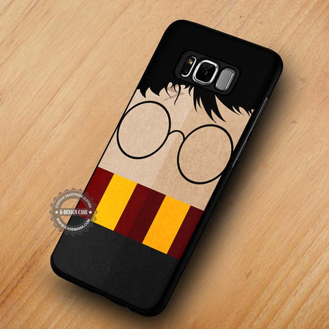 Harry Potter Face - Samsung Galaxy S8 Case