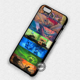 Illustration Books - iPhone 7 6 5 SE Cases & Covers