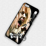 Hayley Williams Painting - iPhone 7 6 Plus 5c 5s SE Cases & Covers
