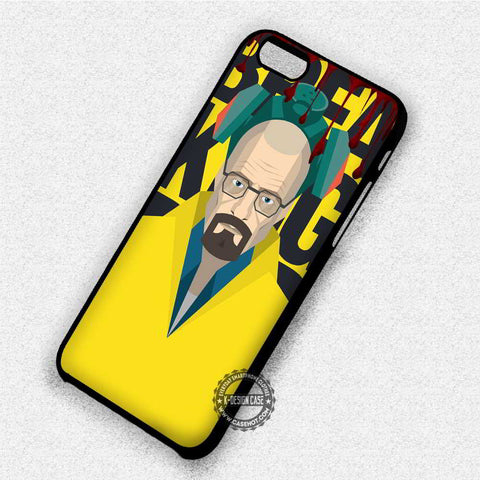 Heisenberg Breaking Bad - iPhone 8+ 7 6s SE Cases & Covers