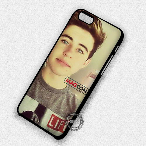 Hey Handsome Nash Grier - iPhone 7 6 Plus 5c 5s SE Cases & Covers