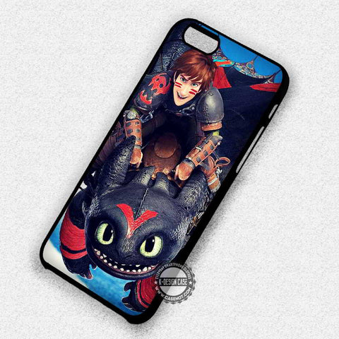 Hiccup & Toothless - iPhone 7 6 Plus 5c 5s SE Cases & Covers