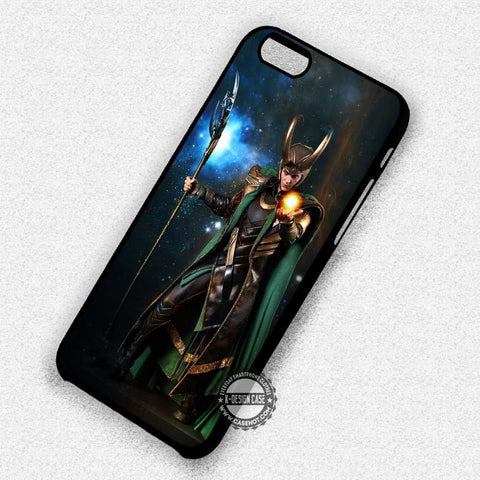 Hidden Power Loki  - iPhone 7 6 Plus 5c 5s SE Cases & Covers