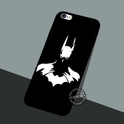 Batman Car Stickers - iPhone 7 6 5 SE Cases & Covers