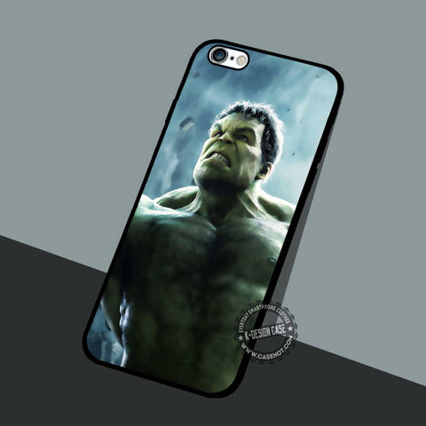 Hulk Superheroes - iPhone 7 6 5 SE Cases & Covers