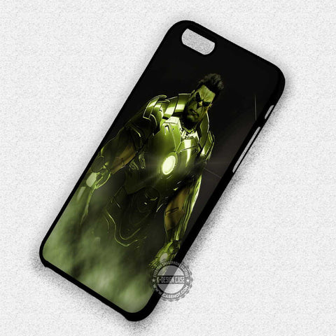 Hulk Iron Man Suit - iPhone 7+ 6+ SE Cases & Covers